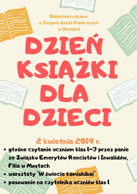 Dzień Książki dla Dzieci