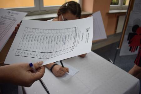 Wybory do Samorządu Uczniowskiego klas 4 - 8