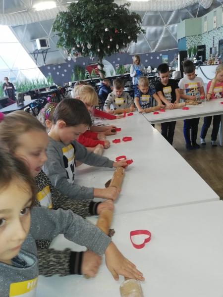 Mikołajki w Kids Arena