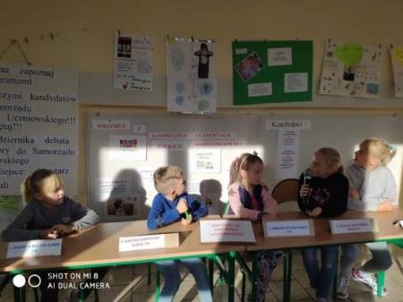 Wybory do Samorządu Uczniowskiego EW